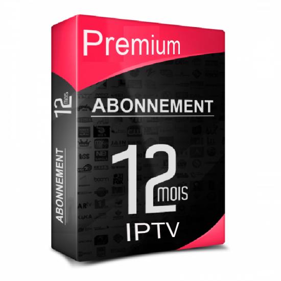 Abonnement Premium IPTV & VOD Full HD